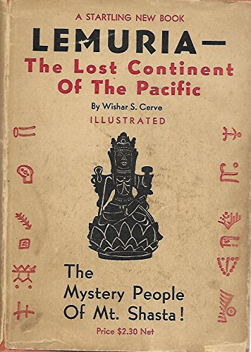 Lemuria, Lost Continent of the Pacific