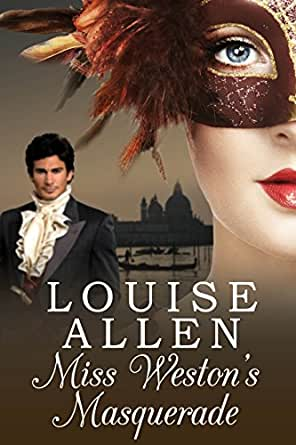 miss weston s masquerade ebook louise allen amazon co uk kindle