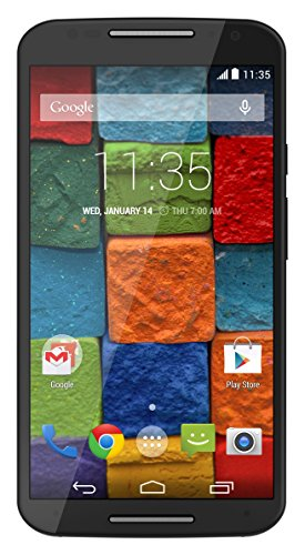 Motorola Moto generation Unlocked Cellphone - Motorola Moto X (2nd generation) XT1097 GSM Unlocked Cellphone, 16GB, Black Soft Touch