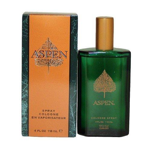 Aspen Men's Cologne Spray 4 fl oz by Aspen - Aspen Spray