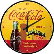 Nostalgic Art 51069Coca-Cola in Bottles, giallo