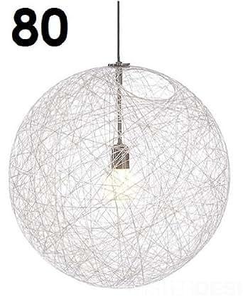 Moooi random light pendelleuchte wei fiberglas 80cm - Ambientedirect bewertung ...