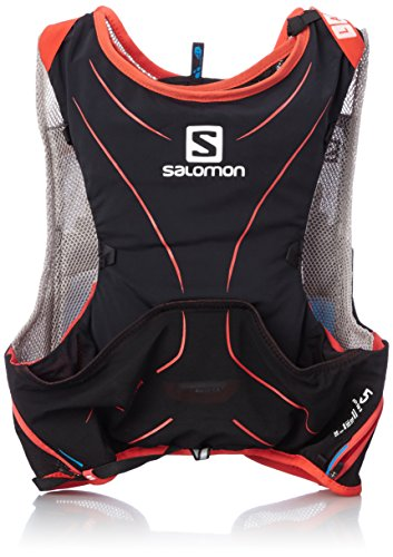 Salomon S-Lab schwarz/Red