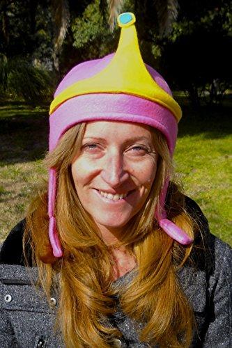 -inspirierte doppelseitige Hut (von der Abenteuer-Zeit) (Bestellen Sie bald, um Ihre für die Feiertage zu erhalten) ()