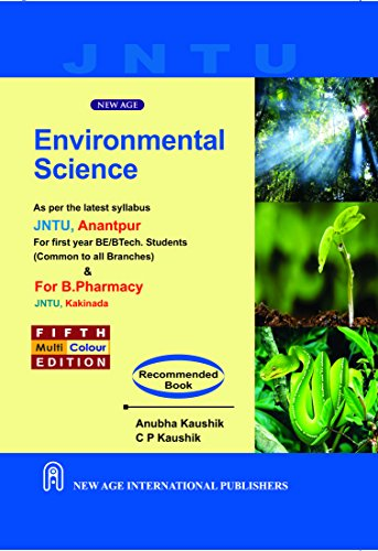 Environmental Science (As per the latest syllabus JNTU, Anantpur)