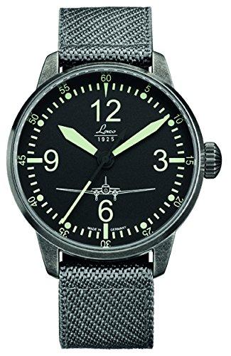 Mans watch Laco DC-3 861901