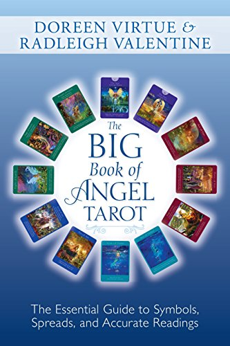 Big Book of Angel Tarot: the Essential Guide to Symbols, Spreads and Accurate Readings por Doreen; Valentine, Radleigh Virtue