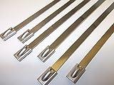 verstellbare Mehrzweck-Haken und Schlaufe verschlussschnur Bindekordeln organisiert 20 St/ück wiederverwendbar Haken und Klettverschluss Kabelbinder Packungen mit Metall Schnalle