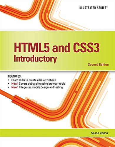 HTML5 and CSS3, Illustrated Introductory (Illustrated Series)