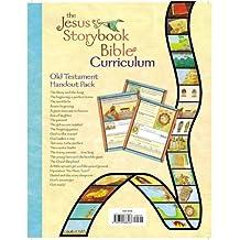 Jesus Storybook Bible Curriculum Kit Handouts, Old Testament by Sally Lloyd-Jones (2012-03-05)
