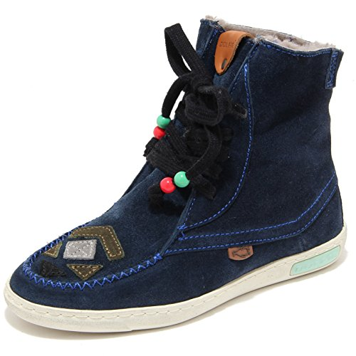 56ffbb0bd672d Dolfie 80140 Sneaker Alta Dean 4 Scarpa Donna Shoes Unisex  37