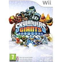 Skylanders Giants - Jeu seul WII (sans portail, sans figurine)