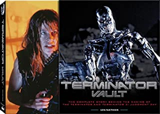 Terminator Vault: The Complete Story Behind the Making of The Terminator and Terminator 2: Judgement Day (0760344760) | Amazon price tracker / tracking, Amazon price history charts, Amazon price watches, Amazon price drop alerts