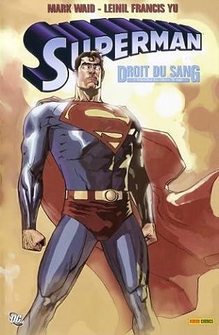Superman : Droit du