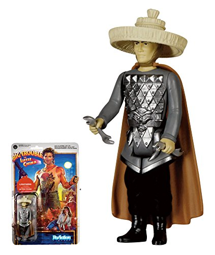 Big Trouble in Little China ReAction Action Figure Lightning 10 cm Funko Figures