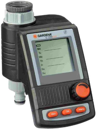 Gardena C 1030 Plus - Programador de riego C 1030 plus Gardena