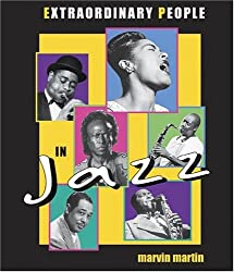 Extraordinary People in Jazz by Marvin Martin (2004-09-01)