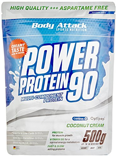 Body Attack Power Protein