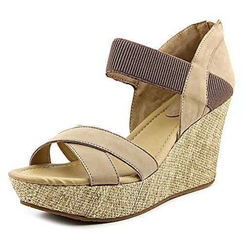 kenneth-cole-reaction-sole-fit-donna-us-11-beige-sandalo-con-la-zeppa