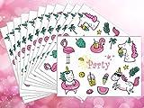 Lustige Pool-Party Einladungskarten zum Kindergeburtstag oder ins Schwimmbad von EDITION COLIBRI (10940) (12)