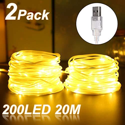 LED Guirnaldas Luces Exterior