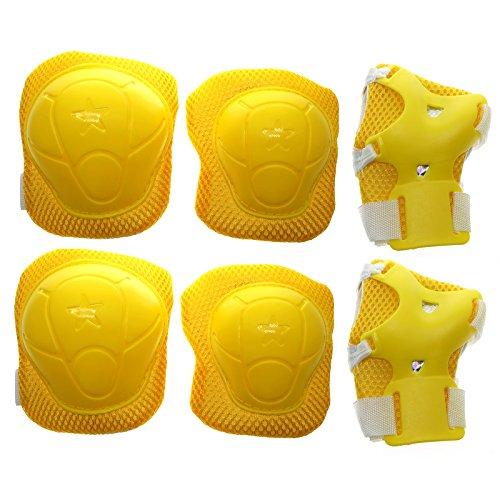 cooplay-petite-taille-de-protection-poignet-coude-genouilleres-de-protection-gear-guard-reglable-pou