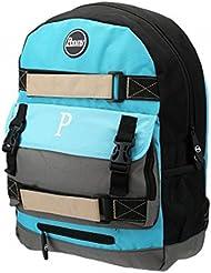 Penny Skateboards BLUE 2015 Backpack 20L blue grey black Rucksack NEU