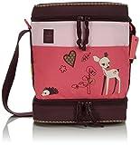 Lässig Kinder Lunch-Bag Kühlboxtasche für Kindergarten oder Vorschule, isoliert, Little Tree Fawn