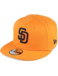 Casquette Snapback 9FIFTY MLB League Essential San Diego Padres jaune NEW ERA