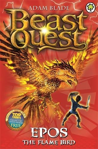 Epos The Flame Bird: Series 1 Book 6 (Beast Quest)