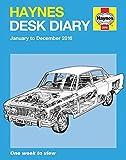 Haynes 2016 Desk Diary