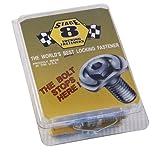 Stage 8 8915 Locking Header Bolt Kit for Mopar Small Block