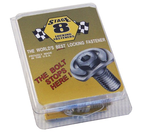 Stage 8 8915 Locking Header Bolt Kit