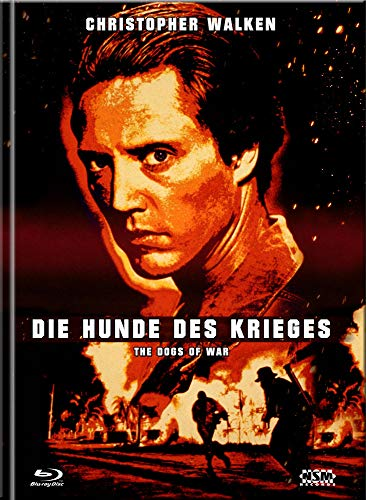 Hunde des Krieges - The Dogs of War [Blu-Ray+DVD] - uncut - limitiertes Mediabook Cover D