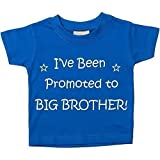 Best Big Brother Tshirt Kids - I've Been Promoted to Big Brother Blue Tshirt Review
