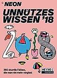 NEON - unnützes Wissen 2018: Abreißkalender