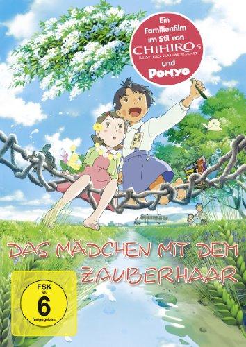 Zauberhaar (Kleines Mädchen Anime)