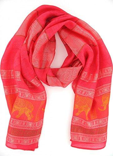 ladies-thai-silk-elephant-print-design