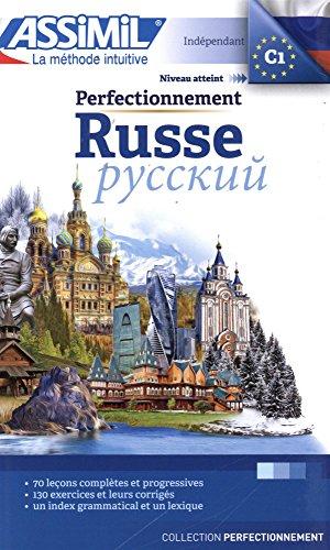 Perfectionnement Russe (livre)