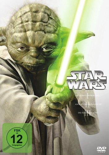 Bild von Star Wars - Trilogie: Der Anfang, Episode I-III [3 DVDs]