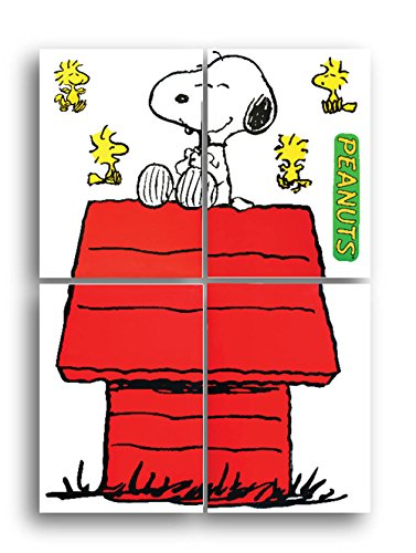 Eureka GIANT Charakter Snoopy und Dog House Bulletin Board Sets (847611)