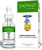 Peeling Delicato Giornaliero con Acido Salicilico 2% - Derivato Naturale della Corteccia di Salice