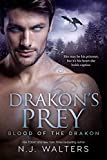 Drakon's Prey (Blood of the Drakon Book 2)
