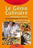 Le Génie Culinaire - Bts Deuxième Annee - Option a et B - Version Professeur