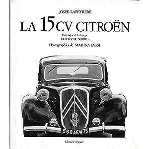 La 15 CV Citroën