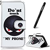 Slynmax Coque iPhone 5C, iPhone 5C [Donnez un stylo] Mode Bombardier Shock de...