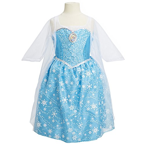 Kostüm Elsa Musical - Disney Frozen Elsa Musical Light up Dress by Disney Frozen