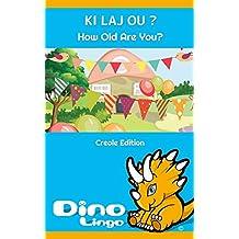 Ki Laj Ou ? (English Edition)
