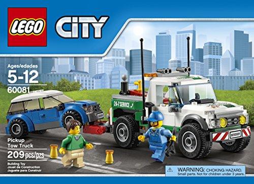 LEGO Lego City Tow Truck