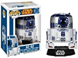 Funko Pop!- Pop Star Wars: R2-D2 Bobble, Multicolor (3269)